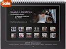Sasha's Customs Calendar 2017